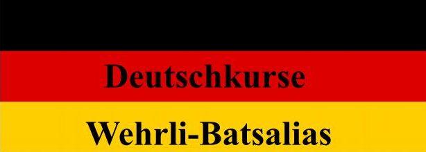 Deutschkurse Wehrli-Batsalias